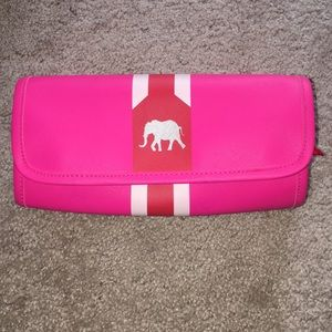 Stella & Dot NEW travel jewelry roll up case